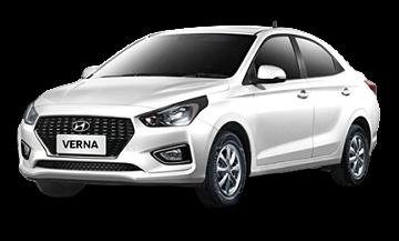 Reserva Hyundai Verna (Puj)