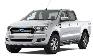 Reserva Ford Ranger (PUJ)